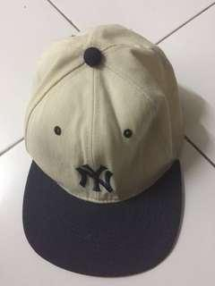 Baseball cap new york yankees original vintage