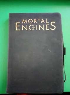 Mortal Engines Diary Limited Edition