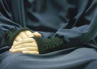 🚚 Muslimah Knitted Handsocks