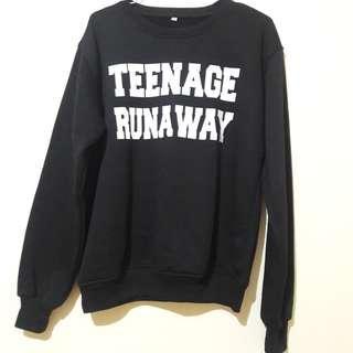 Sweater teenage runaway like harry styles