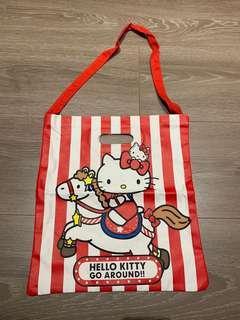Hello Kitty tote bag NEW 環保袋 布袋 包平郵