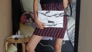 CLUTCH BAG ( + tali )