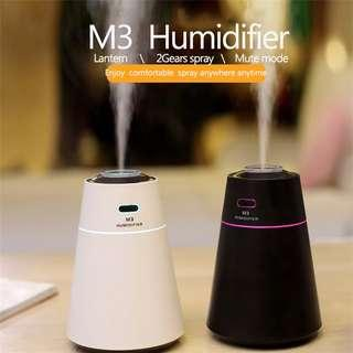 No.l Creative Cute Air Humidifier Essential Oil Diffuse for Home Office Aromatherapy-intl