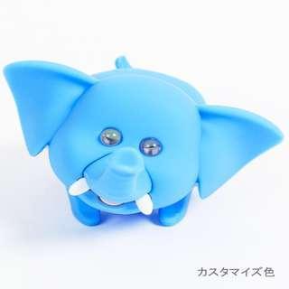 😍😍😍日本Zoonimls Lights單車燈/滑板車燈 - 藍色小象,現貨,全線包括免費送貨到順豐速遞順豐站或智能櫃自取!!!😍😍😍