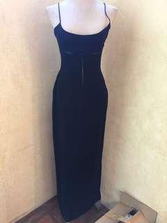 Plein Sud sexy black dress S Zara