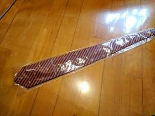 Made in USA necktie 領帶 100% silk brooks brothers necktie 領帶 全新美國買 藍橙色經典美國斜紋