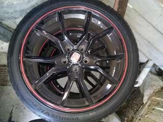 Honda Civic Type R Rim