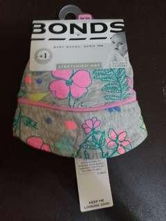 Brand New Bonds Stretchies Hat