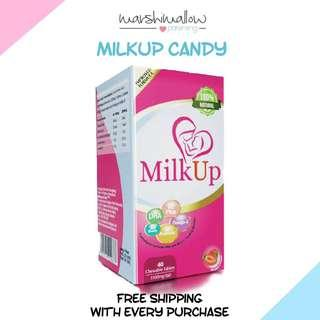 🚚 [Free Mail] Milkup Candy Lactation Candy For Breastfeeding Mummy