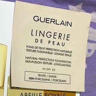 Guerlain lingerie de peau natural perfection foundation