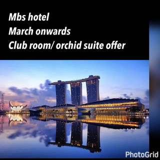 MBS HOTEL - CLUB / SUITE OFFER