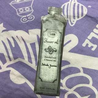 Sabon shower gel delicate jasmine