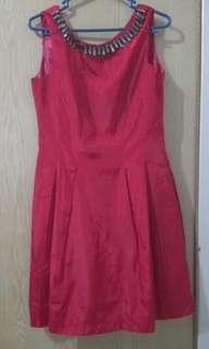 BYSI Red Dress