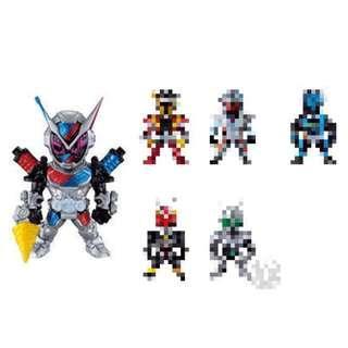 全新未開 1盒 Converge Kamen Rider Part 13 No 71 幪面超人 拉打 假面騎士 Zi-O 裝甲
