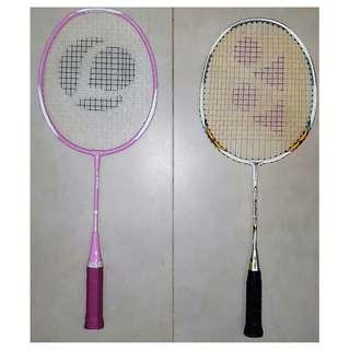 Junior Badminton Rackets Short Shaft Decathlon Yonex