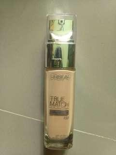 Free shipping! L'Oreal Paris True Match Foundation