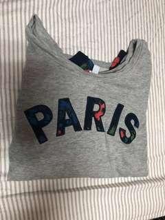 🚚 Adidas 花袖上衣