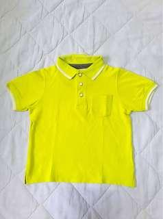 Mothercare Polo Yelow size 1,5-2thn