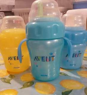 AVENT Training Cups Bottles
