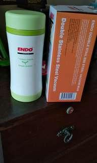 🚚 BN Endo Double Stainless Steel Vacuum Mug