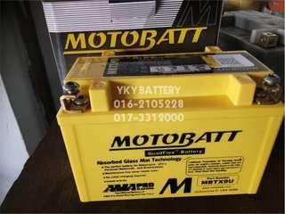 Motor battery , Honda CBR 900 , Motobatt MBTX9U