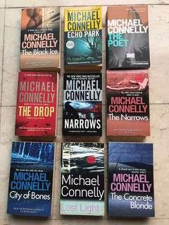 Michael Connelly's books