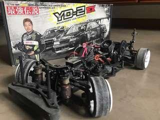 🚚 Yokomo YD-2 EX
