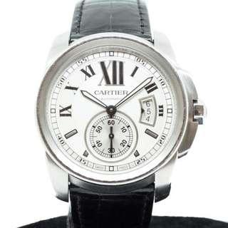 Preowned Cartier Calibre De Cartier Ref: W7100037