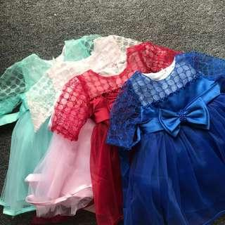 Princess baby gown 321