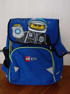 Lego City School bag