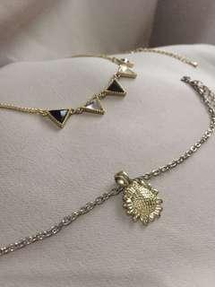 Lovisa Necklace Pretty Gold #MFEB20