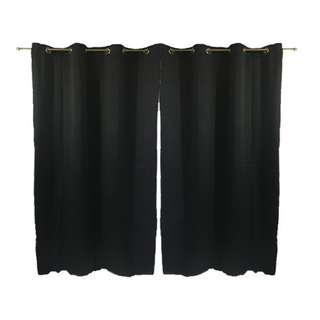 Blackout Curtain (2pcs/set)