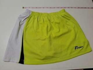 Fleet Skirts with skorts