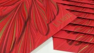 2019 La Mer CNY Red Packets