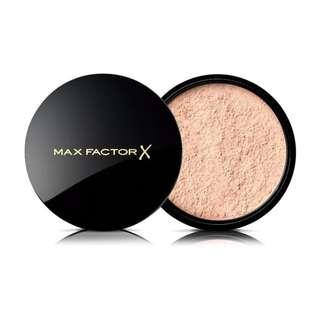 BRAND NEW MAX FACTOR TRANSCLUCENT LOOSE POWDER 15G
