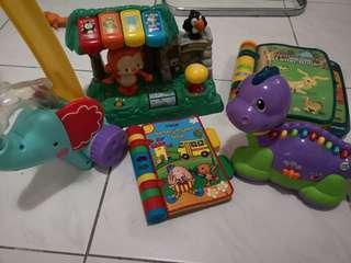Interactive Branded Toy Bundle