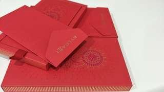 2019 Bvlgari CNY Red Packets
