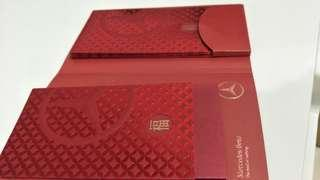 2019 Mercedes CNY Red Packets