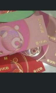 2019 UOB PRIVILEGE CNY Red Packets