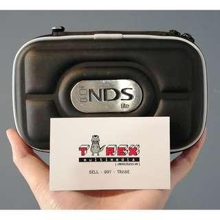 NDS Lite POUCH (BLACK )