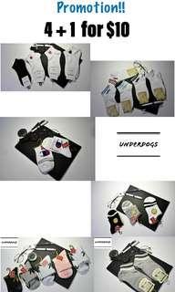 🚚 Promotion!! Cute mid length socks