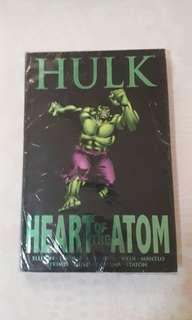 HULK HEART OF THE ATOM