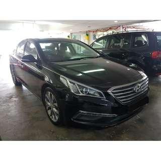 Hyundai Sonata CAR RENTAL (new model)