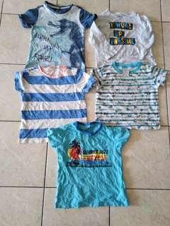 Tshirt 3Y boy All rm. 10