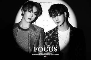 [SG GO / EMS ALBUM PO] Jus2 FOCUS Mini Album GOT7 ALBUM JB Jaebum Yugyeom