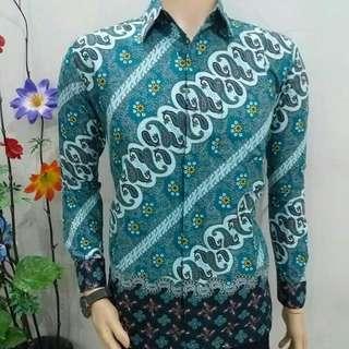 Kemeja Pria Batik panjang