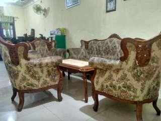 Sofa set klasik