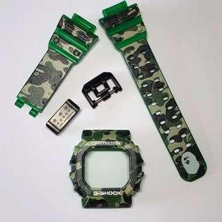 🚚 Custom replacement strap for GX56 aka G-Shock King comes with matching buckle and keeper , G-SHOCK, gshock , Casio
