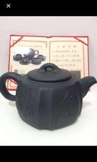 """""""施小马""""制紫砂壶  Shi Xiaoma Teapot"""