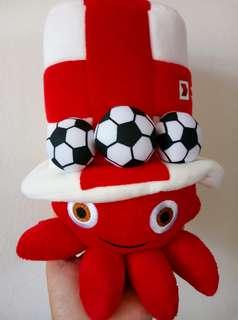 CIMB OCTOPUS Toy Limited edition